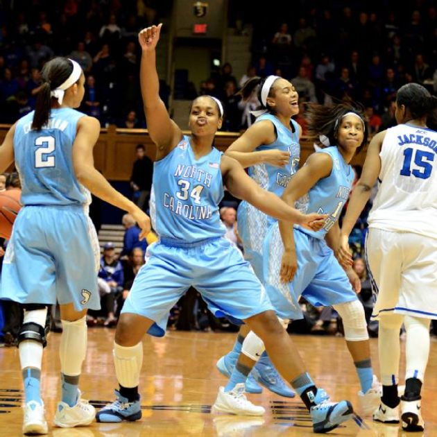 Talented Carolina Women Looking to Build Consistency in ACC Tournament