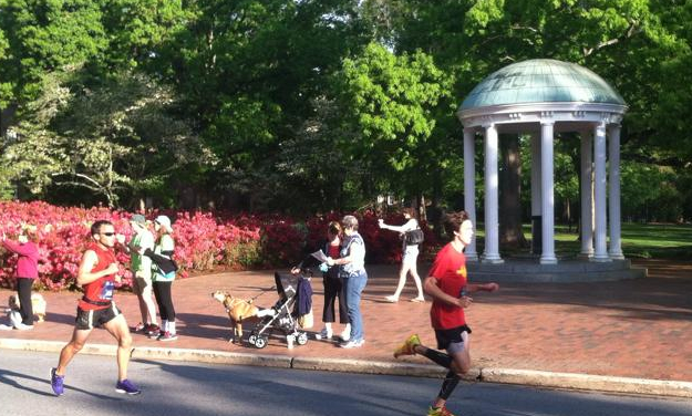 Tar Heel 10 Miler to Cause Road Closures in Chapel Hill Saturday Morning