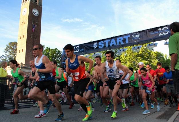 6,000+ Run Ten-Miler