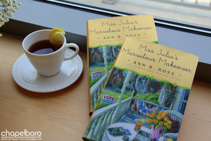Meet the Author Tea