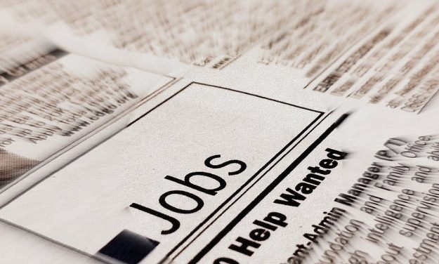 Unemployment Up For Second Time In Three Months