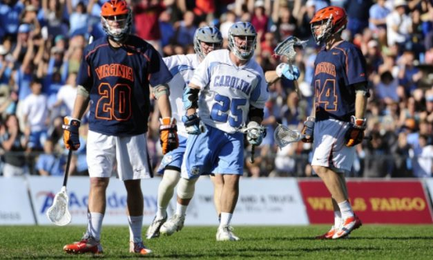 Tenacious Tar Heel Men's Lax Fights For ACC Supremacy This Weekend