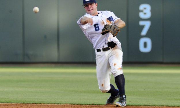 Carolina Baseball Blows Out Campbell