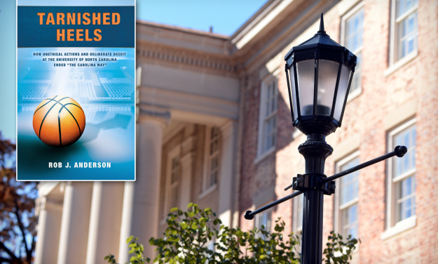 """Tarnished Heels"" Author Silent"