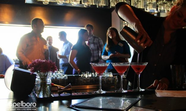 Cocktails with Candidates