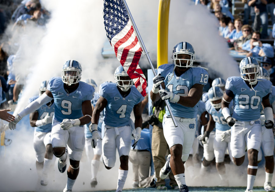 Mystery, Excitement Surround Carolina Football