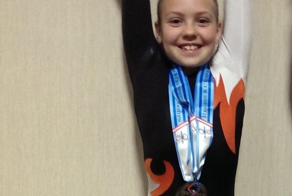 OC Gymnastics Ends Season