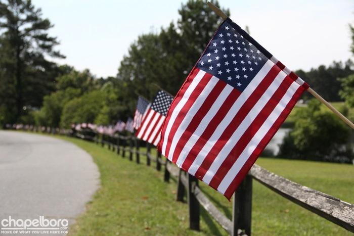 Memorial Day at American Legion Post 6