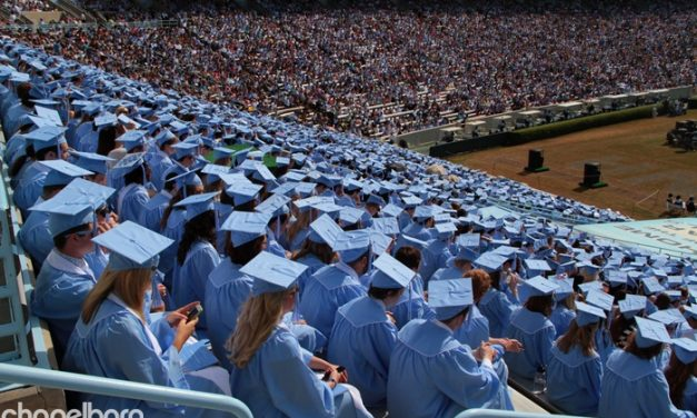A New Batch of Tar Heels Graduate