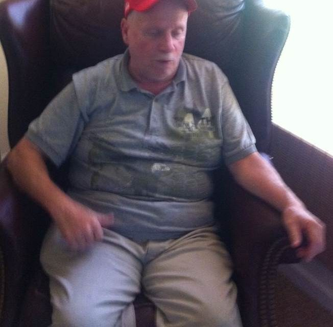 Missing Person Alert: Jonathan 'Johnny' Cunningham, 55