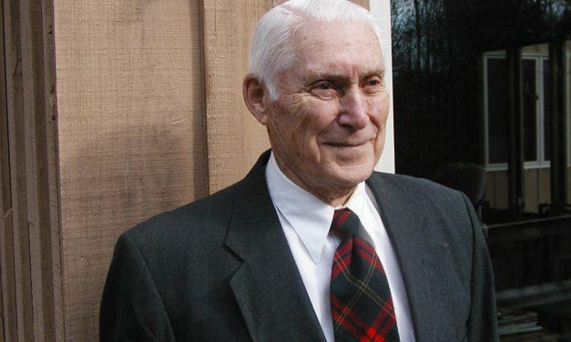 UNC School of Journalism's Jim Mullen Dies at 91