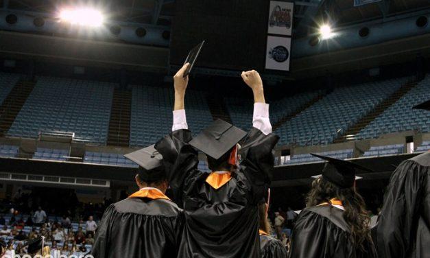 Orange High School 2014 Graduation!