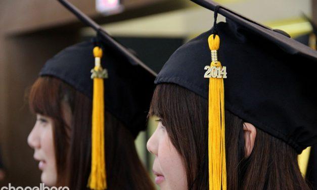 Chapel Hill High Graduation!