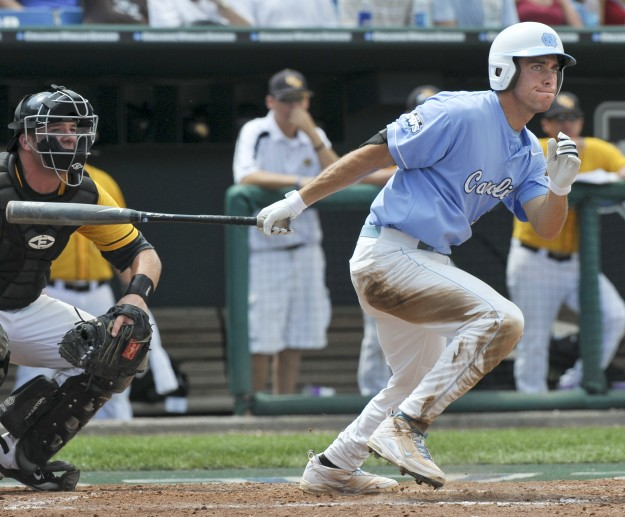UNC Slugger Ackley Gets Omaha Hall of Fame Nod