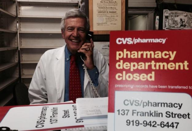 Sutton's Drug Store Sells Pharmacy Business to CVS