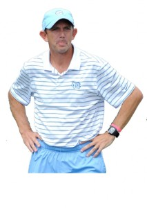 Coach Kalbas (UNC Athletics)