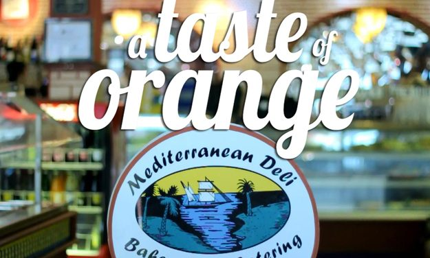 VIDEO: A Taste of Orange: Mediterranean Deli