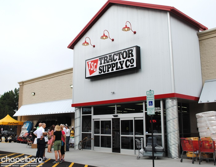 Tractor Supply Grand Opening!