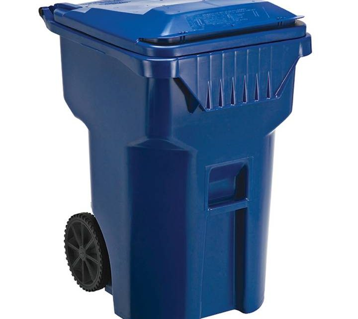 OC Curbside Recycling: Some Tips For First-Time Cart Users