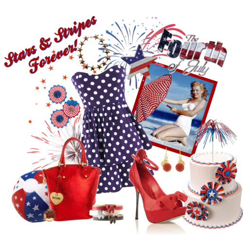 Fashion - 4th of July