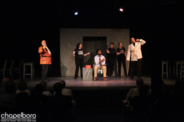10 by 10 Playwrights Gala