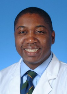 Dr. Anthony Charles (Courtesy of UNC News Services)