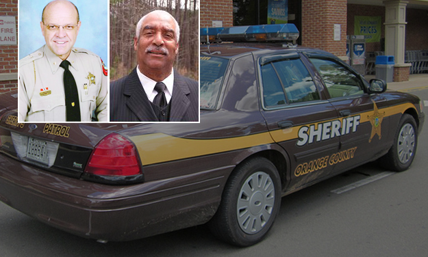 Sheriff Candidates Weigh In On Reported Sign Thefts
