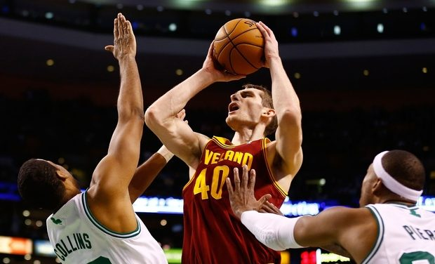Tyler Zeller Traded to Boston Celtics