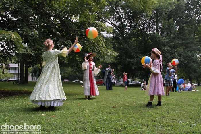 Save the Colonial Inn Lawn Party