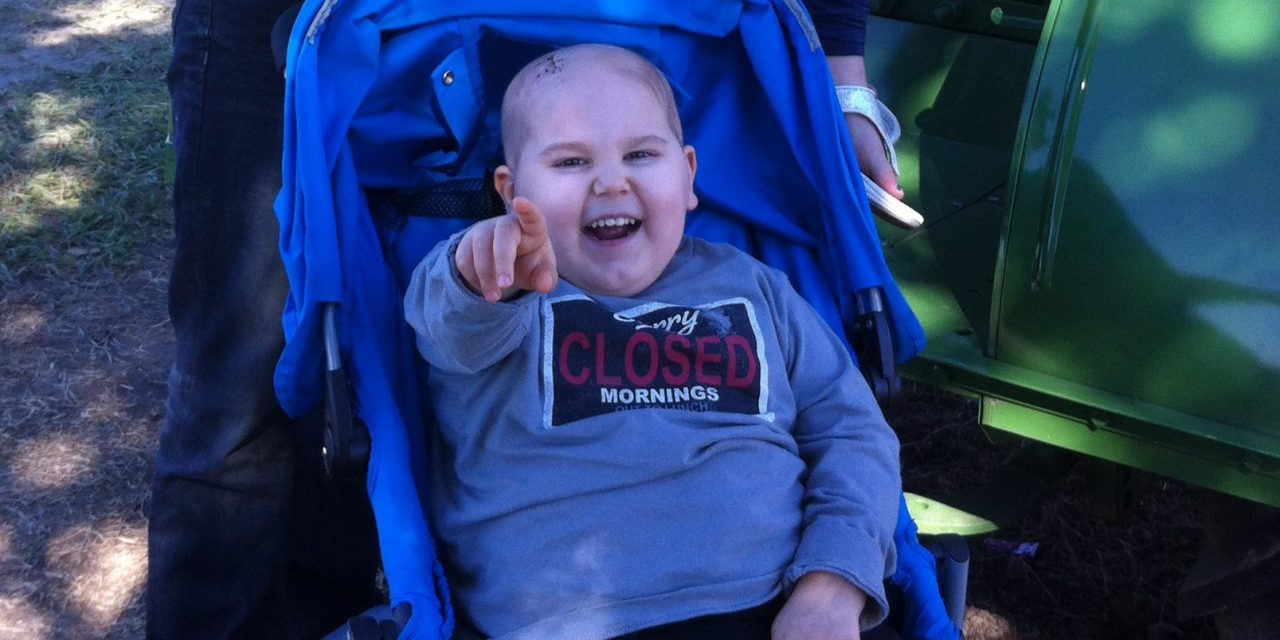 """""""Super Cooper"""" Fest Helps Families Struggling With Cancer"""