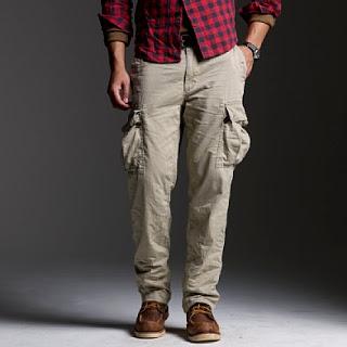 Fashion - cargo-pants