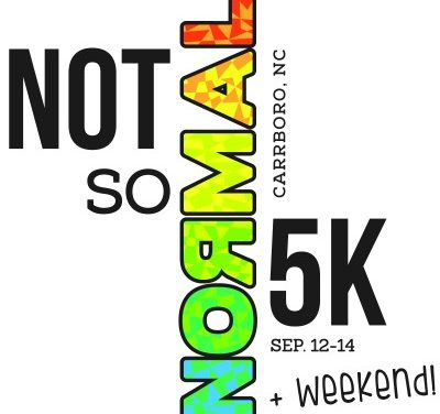 "Sunday's 5K Is ""Not So Normal"""