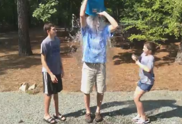 Ice Bucket Challenge: $15.6 Million And Counting