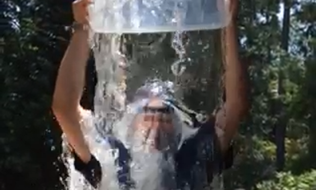 Former Tar Heel, Smith Middle School Cash In On #IceBucketChallenge