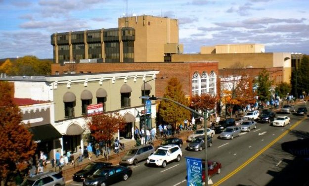 Downtown Chapel Hill Experiencing Better Summer Business