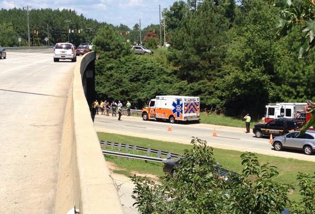 """Sheriff: Thursday's Incident """"Apparent Suicide"""" UPDATE: Man Identified"""