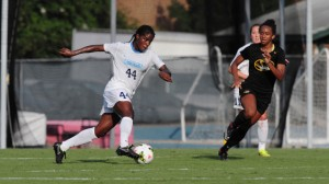 Senior defender Satara Murray (UNC Athletics)