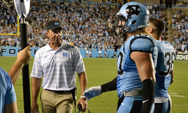 Larry Fedora: Youthful Tar Heels Learning From Mistakes, Growing