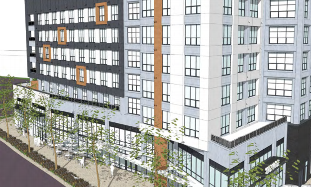 First Project Planned For Ephesus-Fordham District