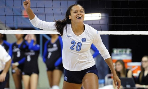 UNC Volleyball Climbs Four Spots After Classic Sweep