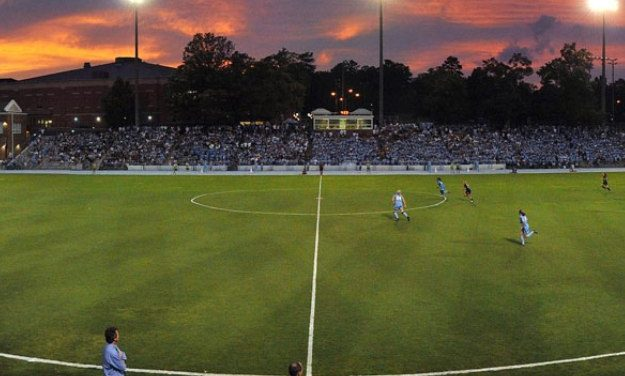 UNC Soccer Stocks Increasing