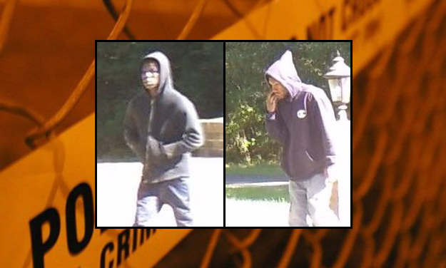OC Sheriff Seeks Two Suspects In Monday AM B&E