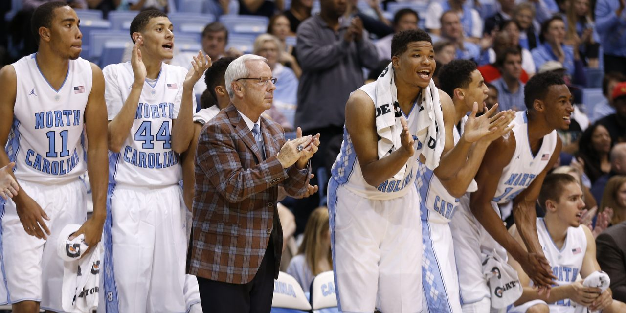 UNC Routs Fayetteville State In Exo
