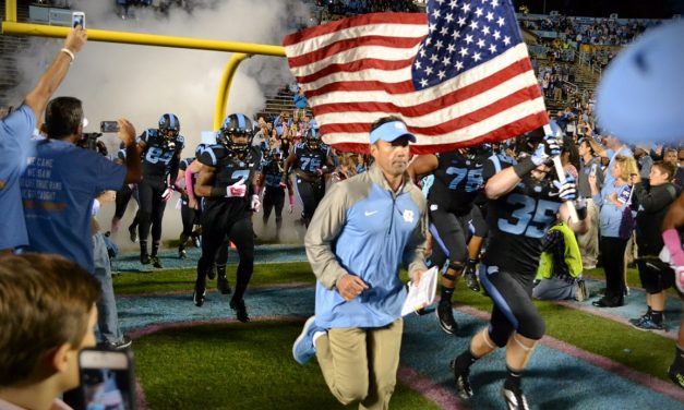 Underdog Tar Heels Strive To Survive Hurricanes