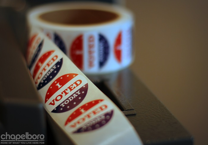 Halfway Through Filing Period, Only One Contested Race In OC So Far