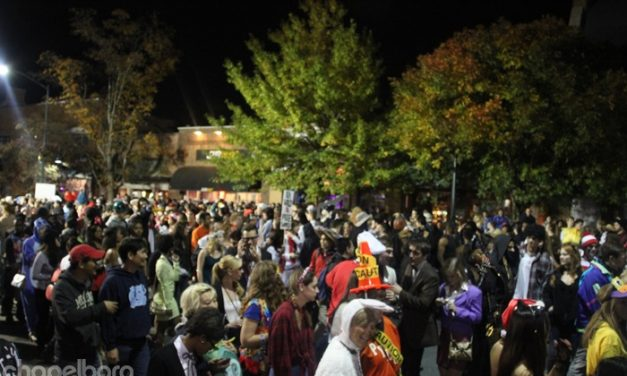 UNC Police Respond to Sexual Assault After No Citations at Homegrown Halloween