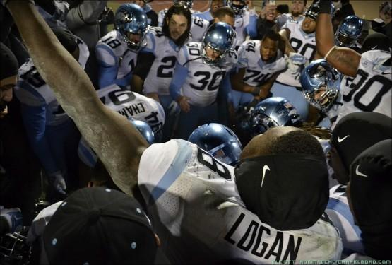 North Carolina at Duke University – Football