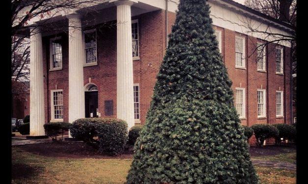 Carrboro Tree Lighting Ceremony on Friday