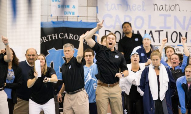 Nike Cup Swimming Invitational Comes to Chapel Hill