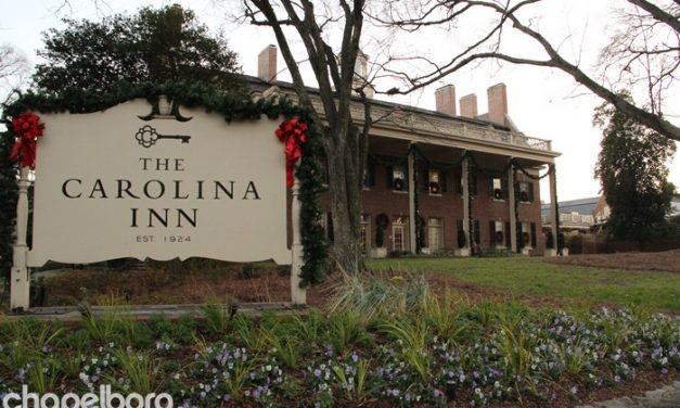 Carolina Inn: Holiday Short List Winner